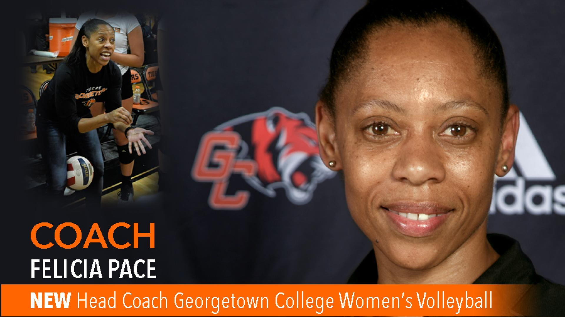 Felicia Pace Named Head Volleyball Coach