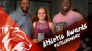 Student-Athletes, Coaches, Receive Honors