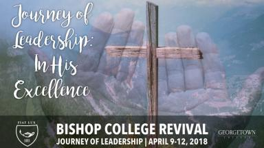 Bishop Revival Set for April 9-12