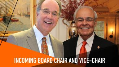 2019 Board of Trustees Chair and Vice Chair