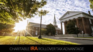Charitable IRA Rollover Tax Advantage 2017