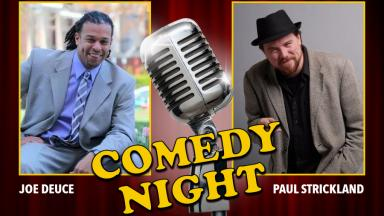 Comedy Night Shows Benefit of a Good Laugh