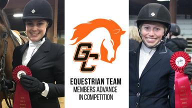 Zone 3 Competition Next for Equestrian Team