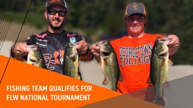 Fishing Goes from Club Sport to Competitive Team