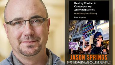 Jason Springs Ph.D. Releases New Book