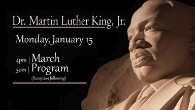 Celebration of Dr. Martin Luther King,Jr. Day