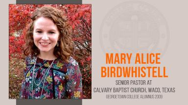 Mary Alice Birdwhistell to be formally installed as senior pastor.