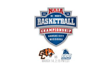 Brackets Set for NAIA Men's Division I National Championship