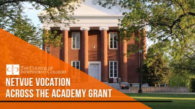 Georgetown College receives NetVUE grant