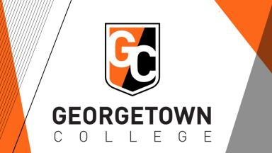 Georgetown College introduces new logo - brandmark