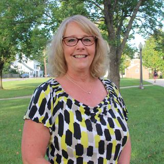 Angie Humphrey - Associate Director of Student Financial Planning