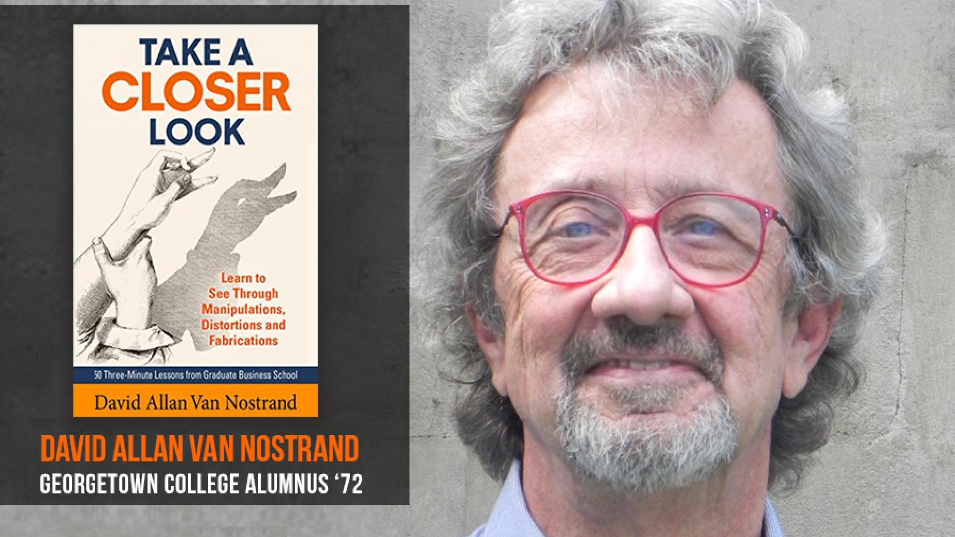Alumnus Behavioral Scientist Releases New Book Georgetown College