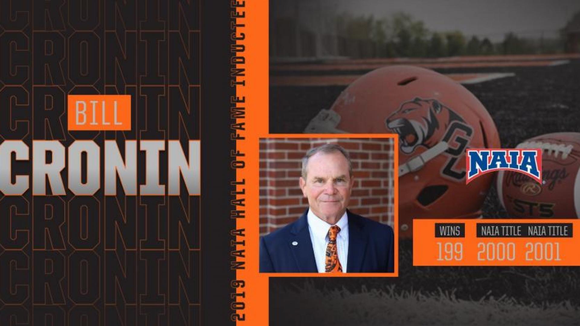 Coach Cronin
