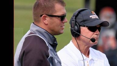 Coach Cronin and Coach Park
