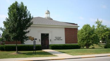Ruth Pearce Wilson Lab Theatre