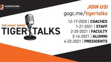 Tiger Talks
