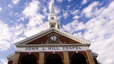 John L. Hill Chapel