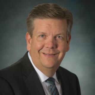Dr. Greg Barr Headshot